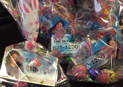Easter popby
