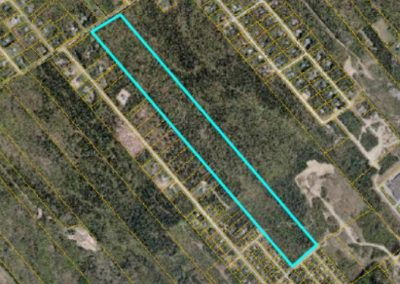 22 Hectares or 54 acres of land McKinnon Road & Alexis Street Miramichi
