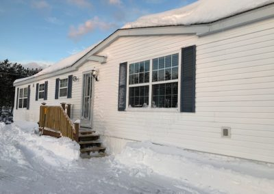205 Northwest Road Sunny Corner mini home for sale through Lisa McCormack call 625-1200