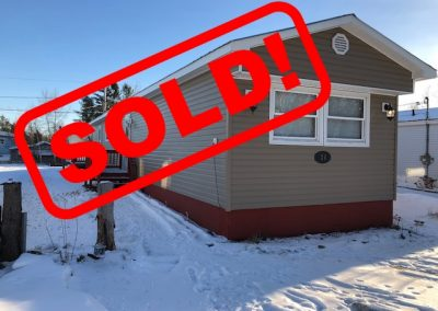 28 Lakeside Drive Miramichi mini home sold by Team McCormack Lisa McCormack 625-1200 for real estate in Miramichi call Lisa McCormack Team McCormack Remax 3000 Ltd/Ltee 625-1200