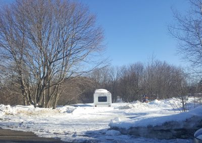 25 MacIntosh Street Miramichi building lot for sale through Tracy Harris / Team McCormack call 251-4141 for real estate in Miramichi call 251-4141